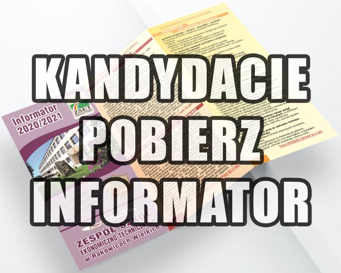 Pobierz informator na rok szkolny 2020/2021